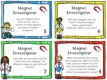 Magnets: Hands-on Bundle!
