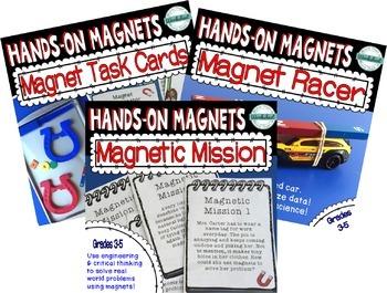 Magnets: Hands-on Bundle!