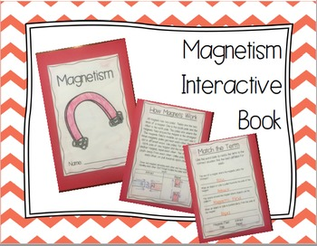 Magnets Interactive Book