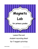 Magnets Lab for Primary Grades