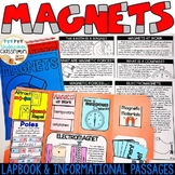 Magnets Lapbook: Interactive Kit | Magnet Activity