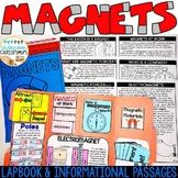 Magnets Lapbook & Passages   Magnet Activity