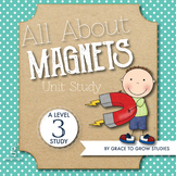 Magnet Lapbook or Interactive Notebook (3rd-5th Grade)