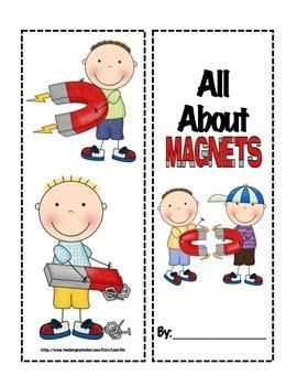 Magnets Lapbook/Foldable