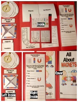 Magnets Lapbook/Foldable