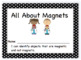 Magnets Lessons (Sorting, Flash Cards, Easy Reader)