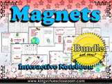 Magnets: Interactive Notebook BUNDLE - Natural Artificial, Magnetic, Nonmagnetic