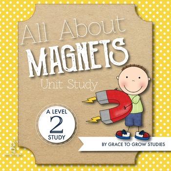 Magnets Mini-Book (1st-2nd Grade)