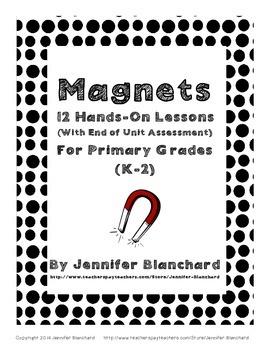 Magnets Mini Unit - Primary Grades