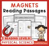 Magnets: Non-Fiction Reading Passages & Questions