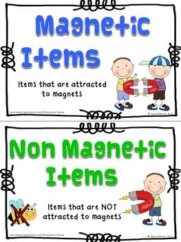 Magnets - Picture Cards