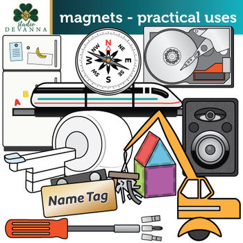 Magnets - Practical Uses