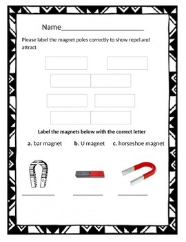 Magnets Repel or Attract