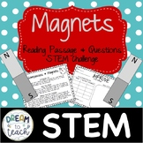STEM Challenge - Magnets & Coins with Informational Text