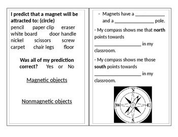 Magnets Second Grade