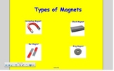 Magnets Slideshow/Interactive Board Activity