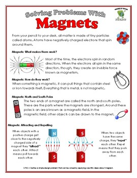 Magnets: Solving Problems With Magnets