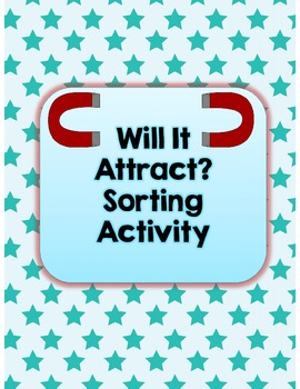 Magnets Sorting Activity