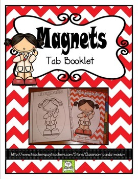 Magnets Tab Booklet