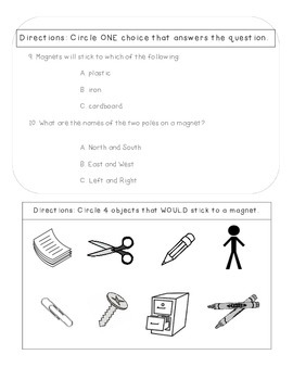 Magnets Test
