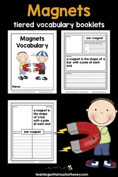 Magnets Vocabulary