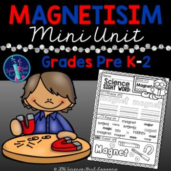 Magnetism Unit [PreK-2]
