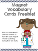Magnets Vocabulary Freebie