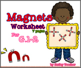 Magnets Worksheet for G.1-2