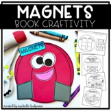 Magnets activities Flip Book Craftivity, Force and Motion