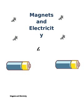 Magnets and Electricity Quiz