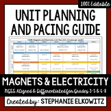 Magnets and Electricity Unit Planning Guide