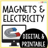 Magnets and Electricity Lesson and Lab | Distance Learning