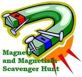 Magnets and Magnetism Scavenger Hunt