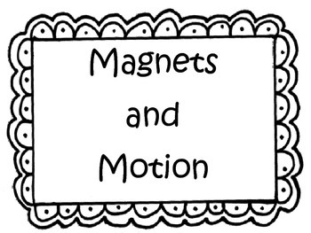 Magnets and Motion Bundle Aligned with NC Esst. Standards