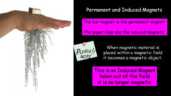 Magnets and magnetic fields - defying gravity activity included