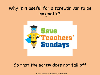 Magnets and their uses PowerPoint