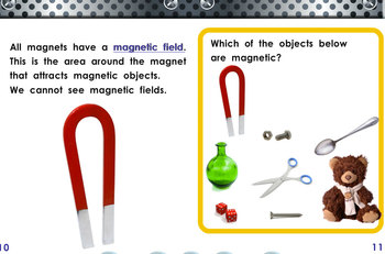 Magnets flip e-Book