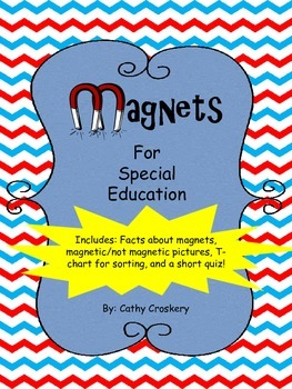 Magnets for Special Education