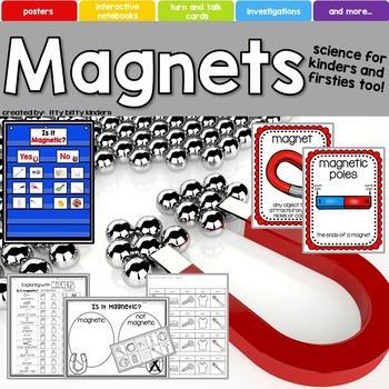 4 Magnets, force, magnetic