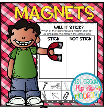 """Magnets...Let's """"stick"""" together!"""