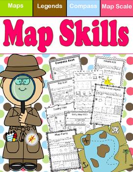Magnificent Map Skills