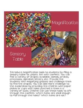 Magnification STEM Skills