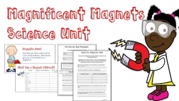 Magnificent Magnets Science Unit