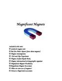 Magnificent Magnets Unit