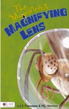 Magnificent Magnifying Lens Activity Set