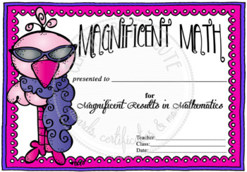 Magnificent Math 2