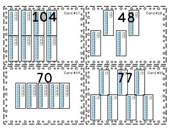 Multiplying by Tens Hands on Manipulatives, Multiplication