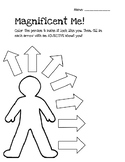 Magnificent Me! Adjectives