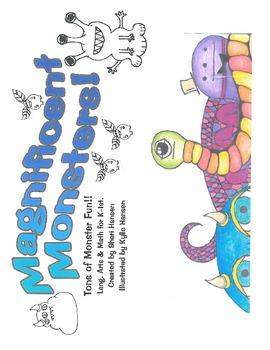 Magnificent Monsters Complete Unit