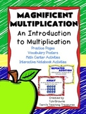 Multiplication Activities - Introduction to Multiplication Unit